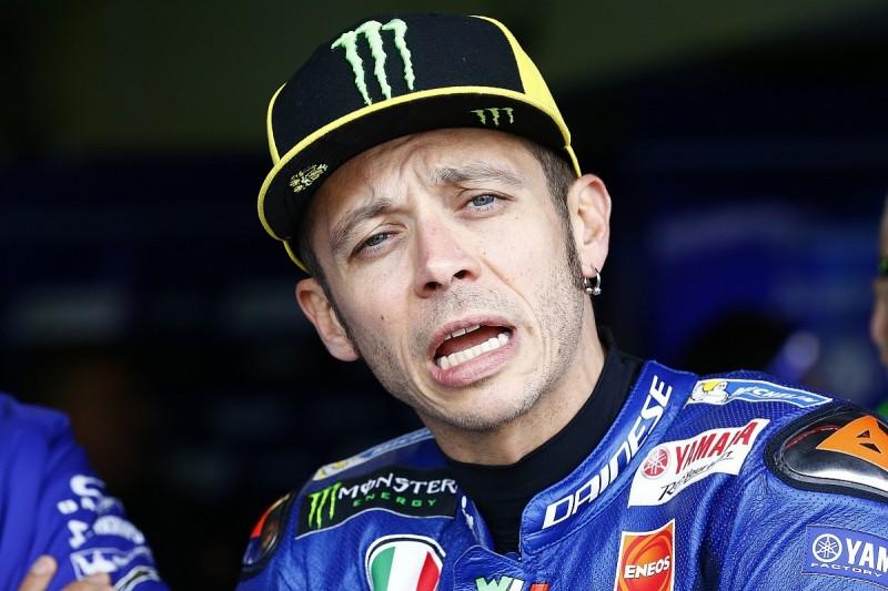 MotoGP Australia: Rossi says 'crazy' Iannone denied him victory bid