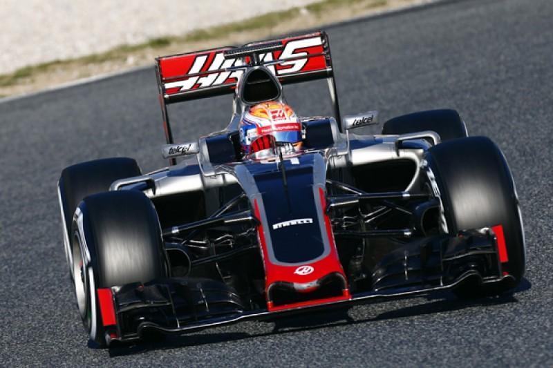 Romain Grosjean pleased Haas F1 Team has cured braking problems