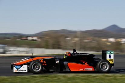 Vallelunga European F3 test: VAR's Ilott finishes test on top