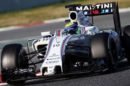 Williams F1 team's 2016 nose will appear for Bahrain Grand Prix