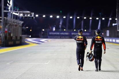 Ricciardo has no concerns over favouritism at Red Bull F1 team