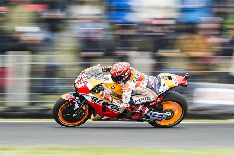Marquez: Large MotoGP title lead more important than Australian win