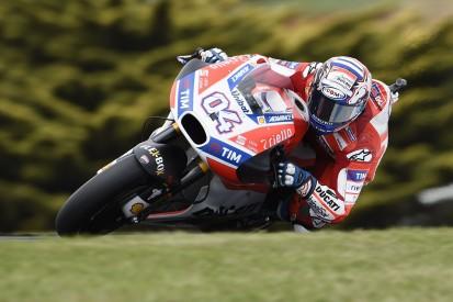 Lack of pace to blame for poor Australian MotoGP result - Dovizioso