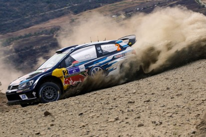 WRC Rally Mexico: Volkswagen's Latvala leads after first loop