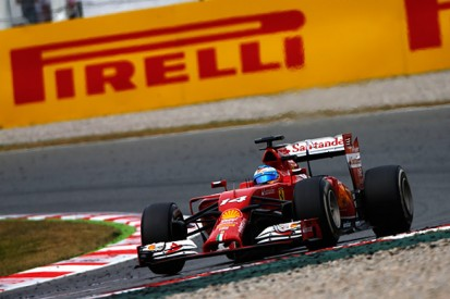 Ferrari fighting for second place in F1 standings, says Alonso