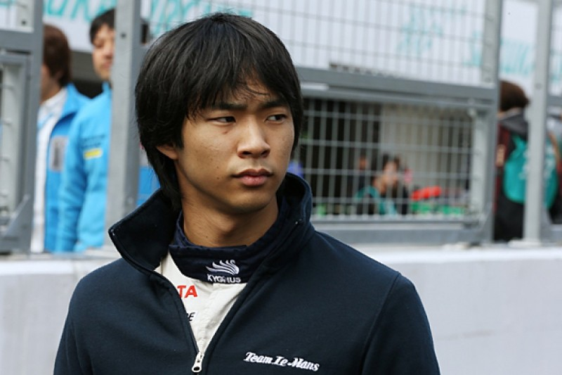 Toyota places protege Hirakawa with TDS for ELMS and Le Mans LMP2