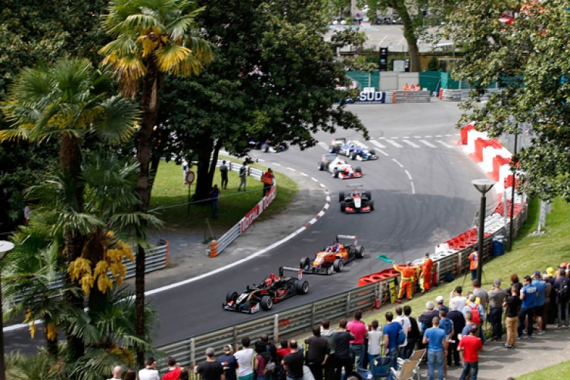 Lotus F1 protege Ocon slammed by F3 rivals Verstappen, Rosenqvist