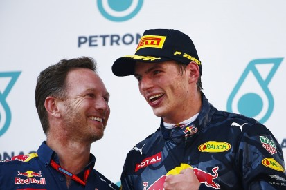 Horner: New Verstappen deal to prevent rumours over his F1 future