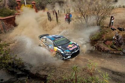 Tyre gamble key to Sebastien Ogier's WRC Rally Mexico win hopes