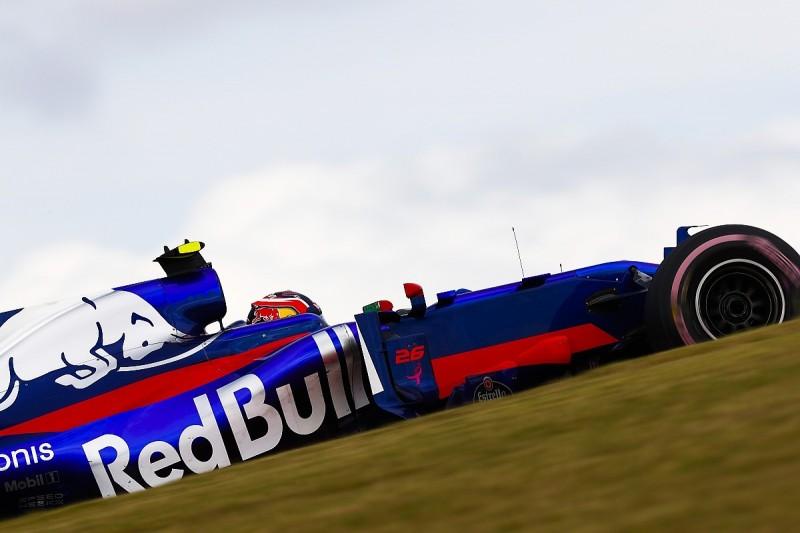Daniil Kvyat plans talks on his Red Bull F1 future after qualifying