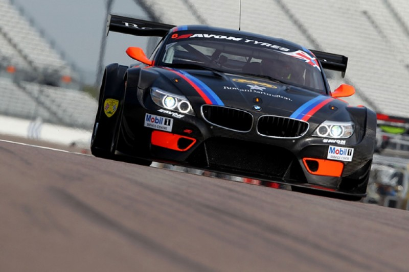 Triple Eight BMW to join Blancpain Endurance field for Silverstone