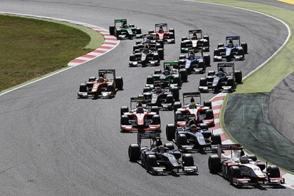 Baku and Sepang on GP2 Series' F1-supporting 2016 calendar