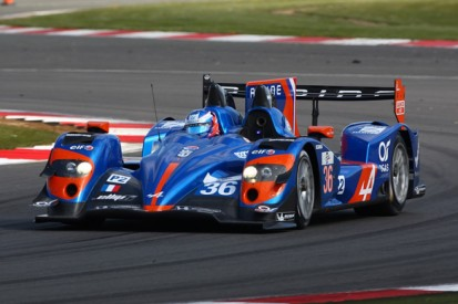 ELMS champion team Signatech Alpine drops Michelin for Dunlop