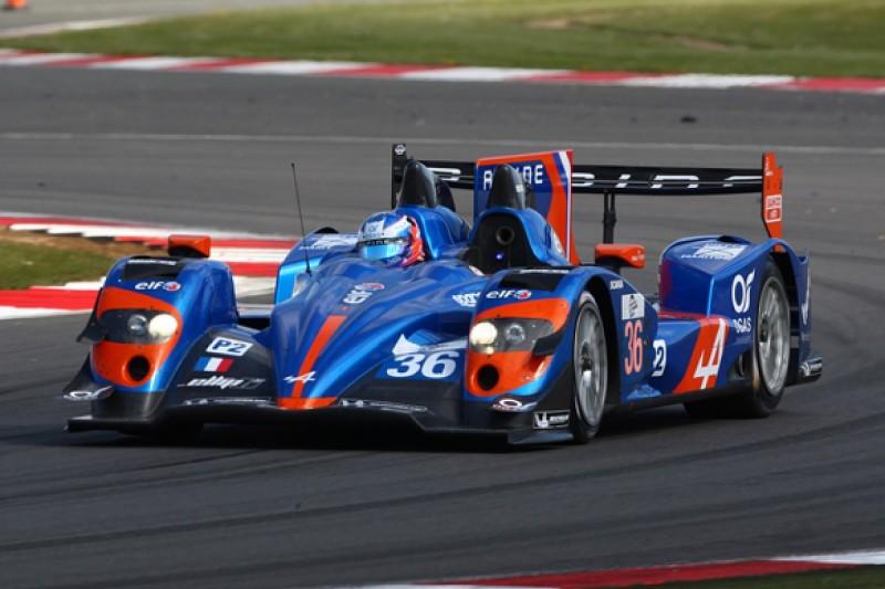 ELMS champion team Signatech Alpine drops Michelin for Dunlop