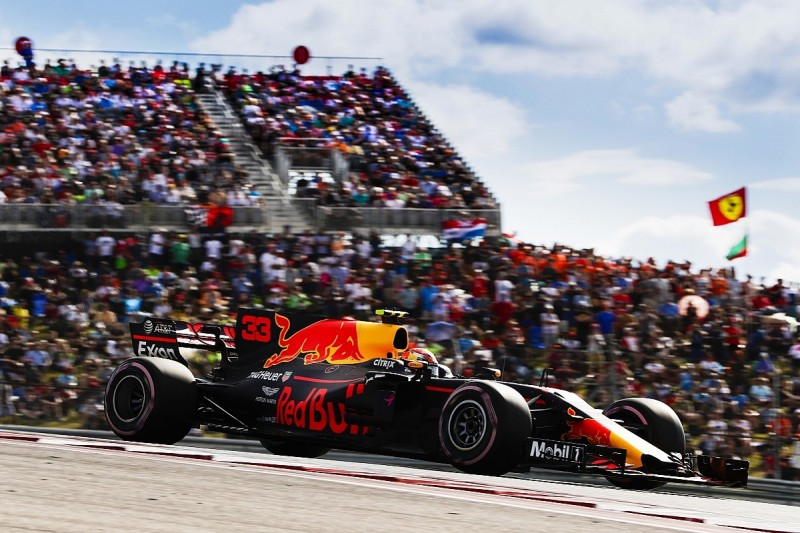 Max Verstappen: US GP qualifying one of my worst in Formula 1 2017