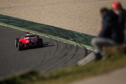Barcelona F1 test: Ferrari's Vettel fastest on final morning