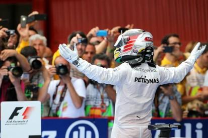 Spanish GP: Lewis Hamilton 'struggling' despite dominant form