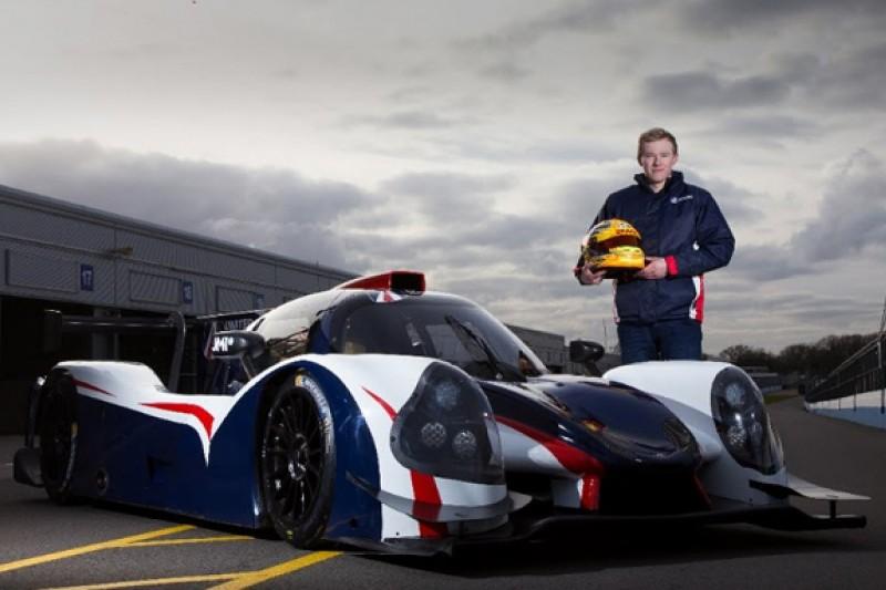 British F3 race winner Wayne Boyd returning to racing in ELMS LMP3
