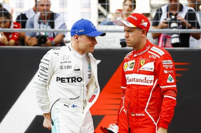 Sebastian Vettel 'struggled' for rhythm until last US GP Q3 run
