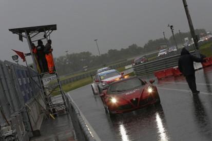 Slovakia WTCC: Race two cancelled due to heavy rain