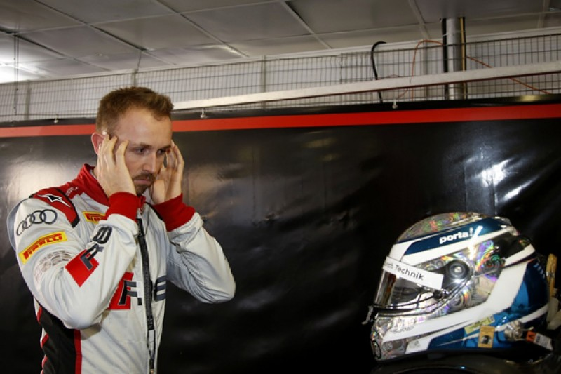 Audi GT ace Rene Rast gets WEC LMP2 deal with G-Drive and Jota