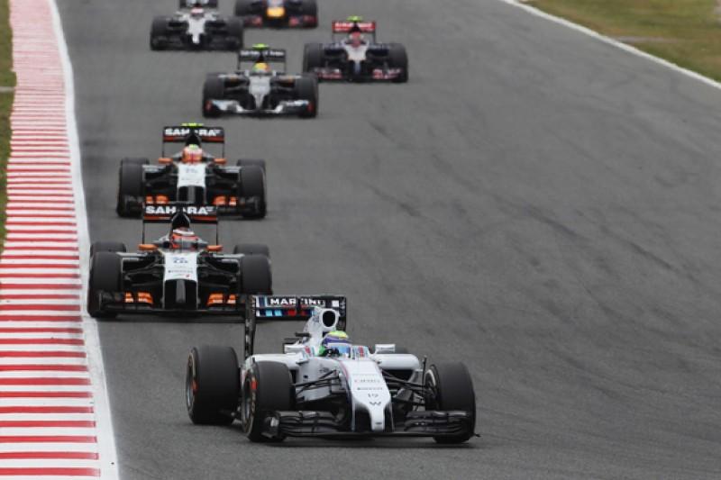 Spanish GP: Massa has 'a disaster' while Bottas flies for Williams