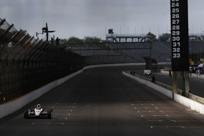 Indianapolis 500: Will Power and Penske lead first practice day