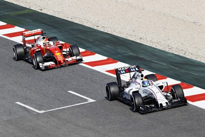 Williams thinks it can beat Ferrari and be second to Mercedes in F1