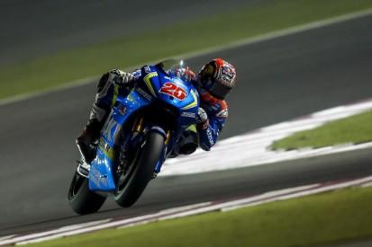 Maverick Vinales tops second day of final MotoGP pre-season test