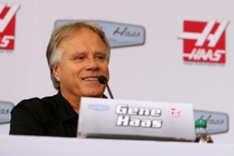Gene Haas dismisses Lotus, Caterham Formula 1 team purchase rumours