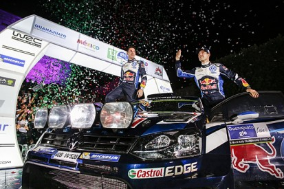 WRC Rally Mexico: Sebastien Ogier leads after Thursday night