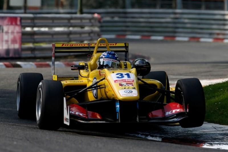 Pau Euro F3: Tom Blomqvist beats Esteban Ocon in race two epic