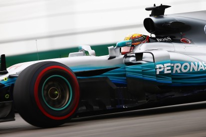 Lewis Hamilton fastest in first practice for Formula 1's US GP