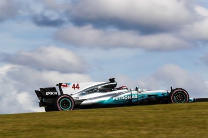 Lewis Hamilton fastest again in second practice for F1's US GP