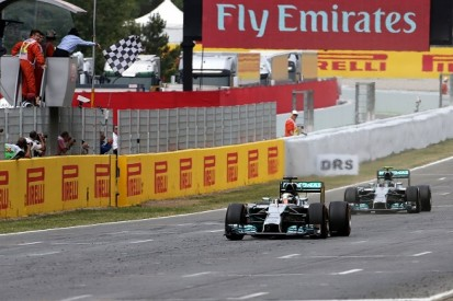 Spanish GP: Nico Rosberg reckons he needed one more lap to win