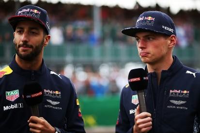 Daniel Ricciardo surprised by timing of new Max Verstappen F1 deal