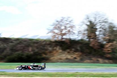 Vallelunga European F3 test: Joel Eriksson fastest in mixed weather