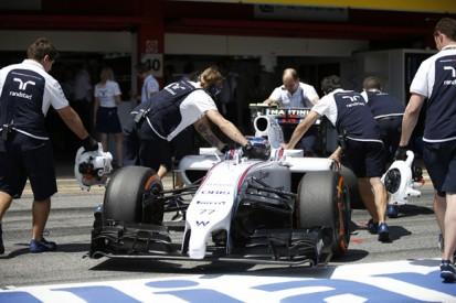 Spanish GP: Bottas says Williams set-up changes transformed weekend