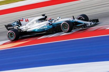 Lewis Hamilton made 'big changes' to unlock Austin F1 practice pace