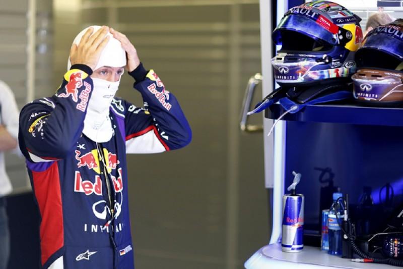 Spanish GP: Sebastian Vettel gets five-place gearbox penalty