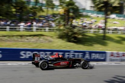 Pau European F3: Esteban Ocon beats Max Verstappen to Sunday poles