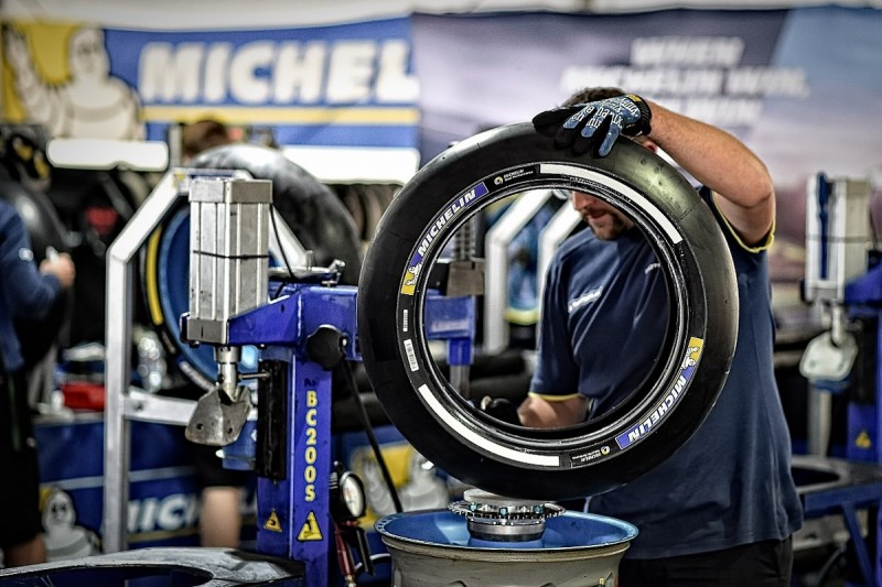 Michelin to supply control MotoGP tyres until at least 2023