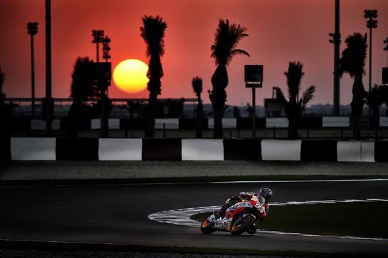 Honda MotoGP riders Marquez and Pedrosa 'struggling' in Qatar test