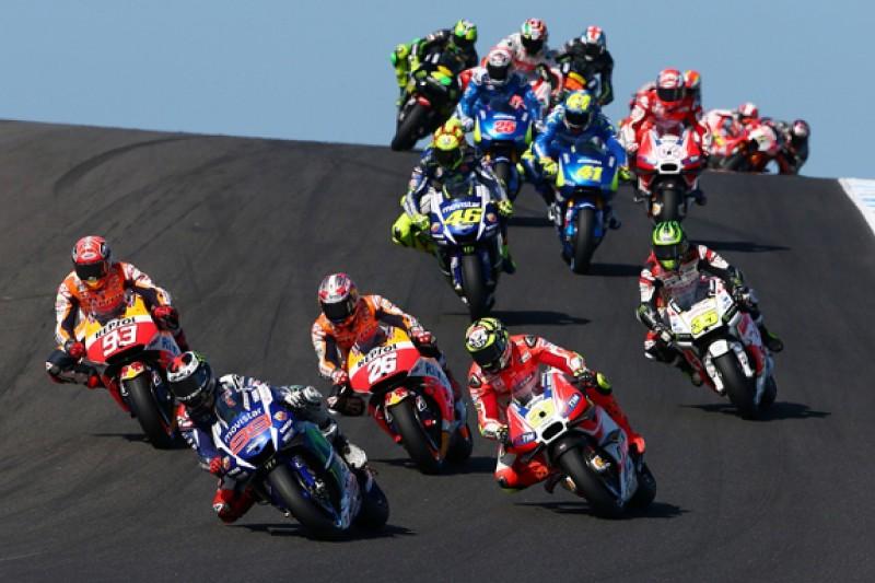 MotoGP tweaks penalty points system to remove interim punishments
