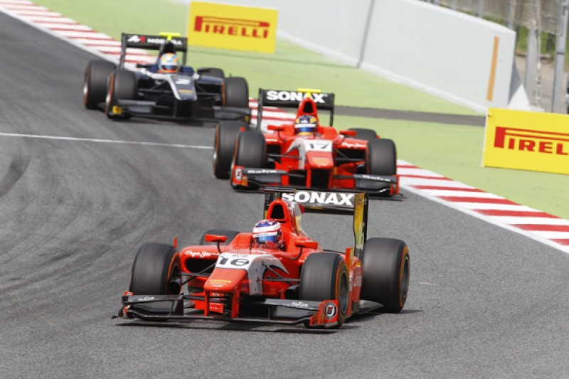 Barcelona GP2: Binder, Coletti, Daly and de Jong all penalised
