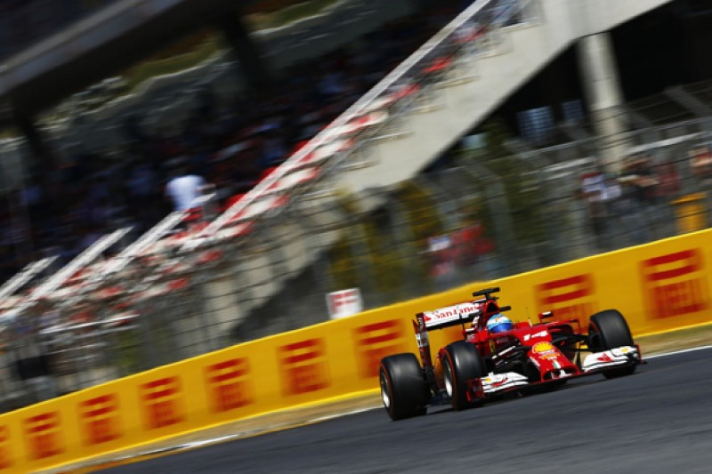 Spanish GP: Fernando Alonso disappointed by deficit to Mercedes