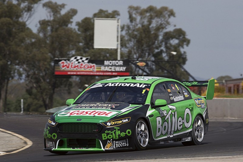 Low-speed gains key to Winterbottom's V8 Supercars title defence