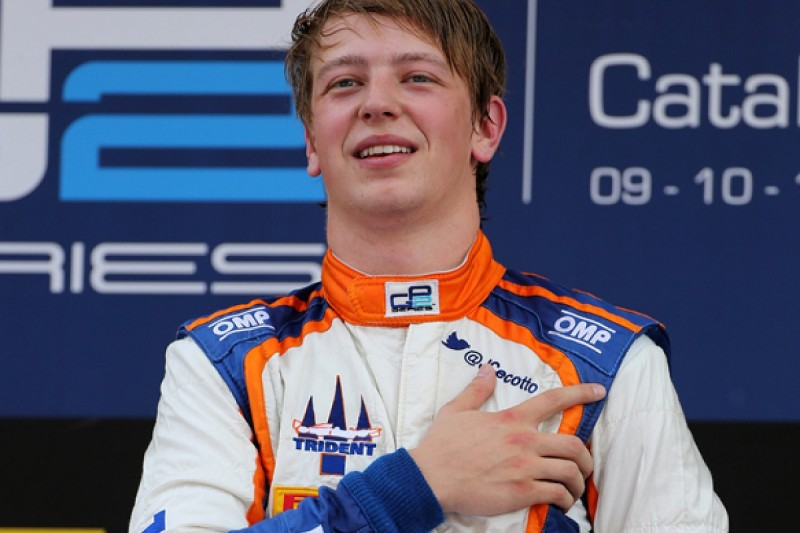 Barcelona GP2: Johnny Cecotto wins action-packed feature race