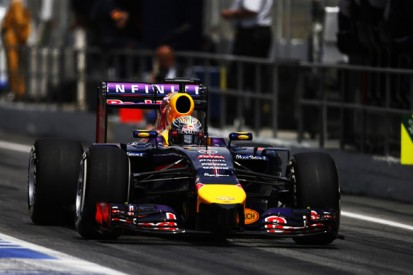 Spanish GP: Sebastian Vettel hoped he could nurse gearbox