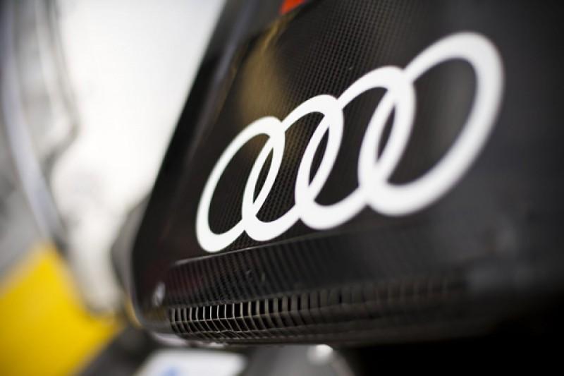 Audi draws a line through possible Formula 1 programme again
